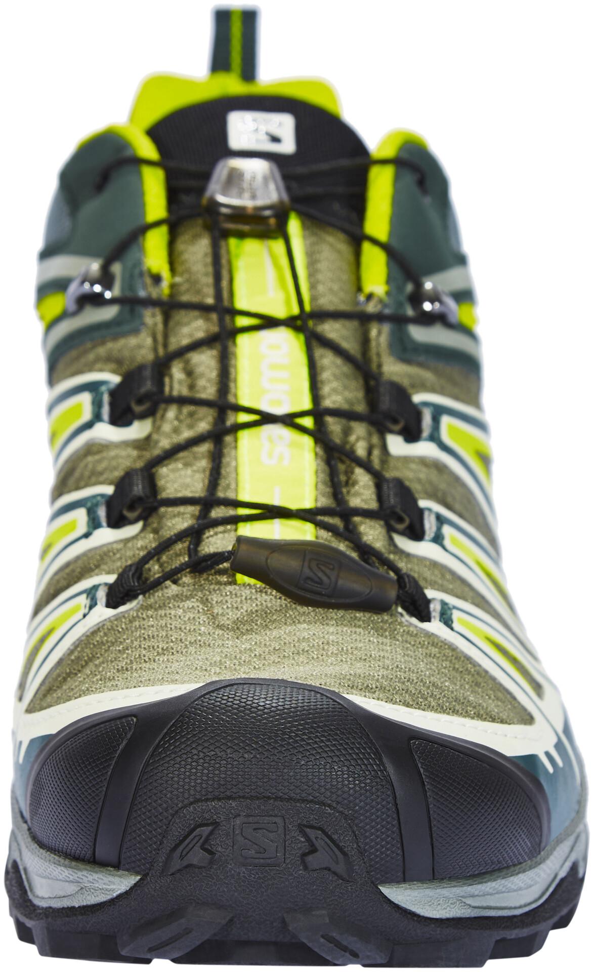 Ultra Gtx Homme 3 Sur X Jaunebleu Pétrole Salomon Chaussures qCw1gvWxH